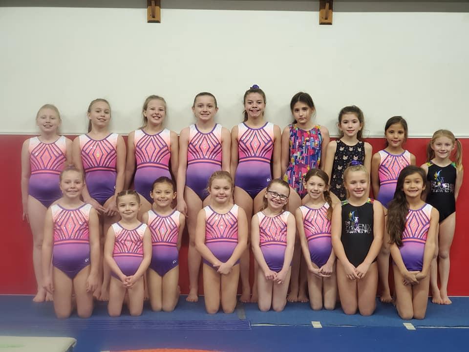 GIM Athletics Team